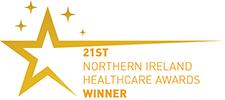 21st NIHA winner's logo